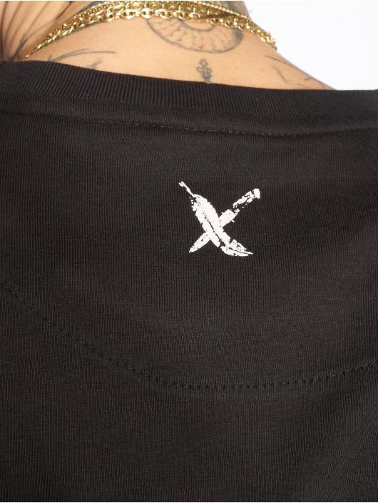 Dangerous DNGRS T-Shirt Feather schwarz