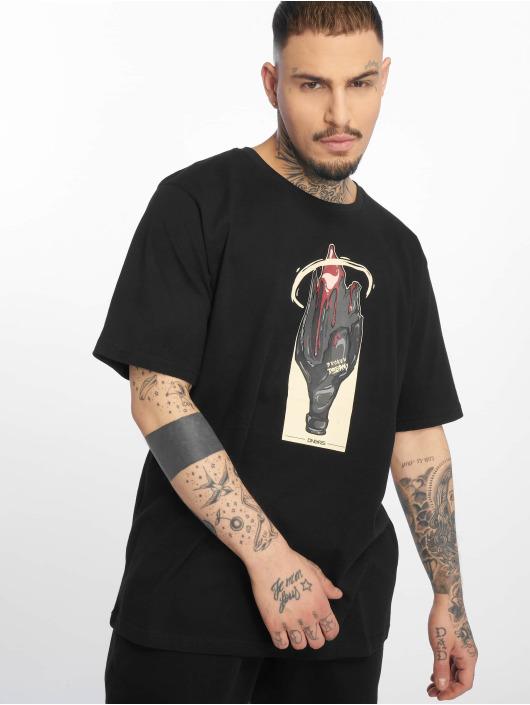 Dangerous DNGRS T-Shirt DNGRS Broken Dreams schwarz