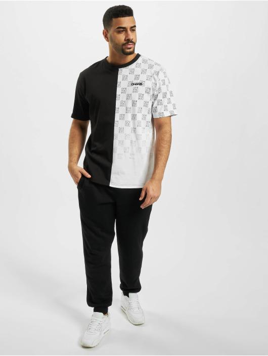 Dangerous DNGRS T-Shirt Two Face schwarz