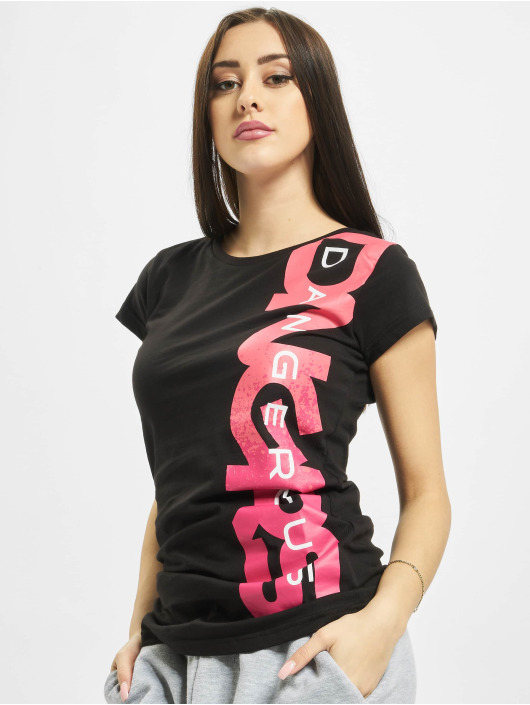 Dangerous DNGRS T-Shirt Hyena schwarz