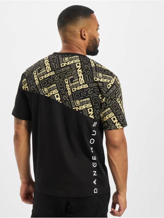 Dangerous DNGRS T-Shirt CBrick schwarz