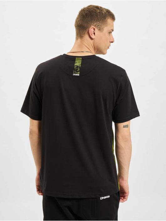Dangerous DNGRS T-Shirt Camtri schwarz