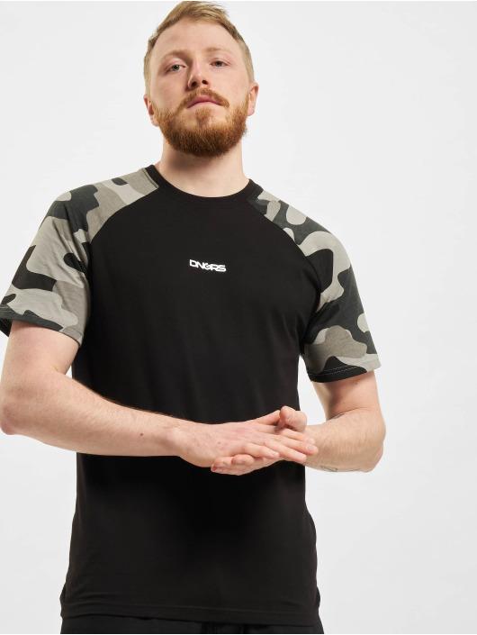 Dangerous DNGRS T-Shirt Stealth schwarz