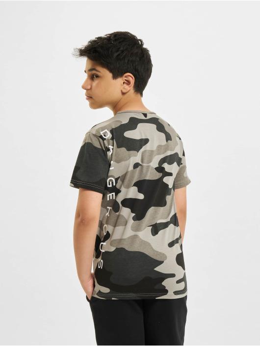 Dangerous DNGRS T-Shirt Classic Kids schwarz