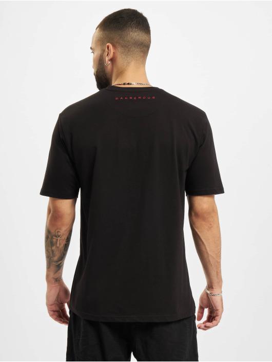 Dangerous DNGRS T-Shirt Beweare schwarz