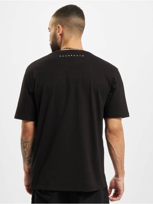 Dangerous DNGRS T-Shirt DNGRS Beweare schwarz