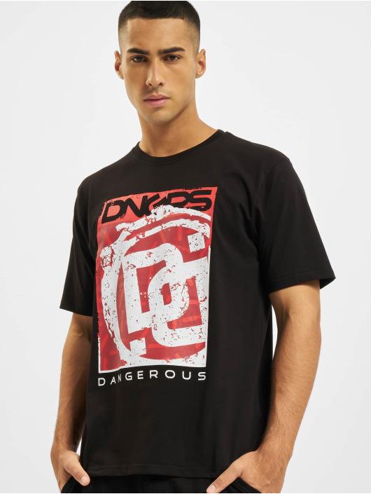 Dangerous DNGRS T-Shirt DNGRS Target schwarz