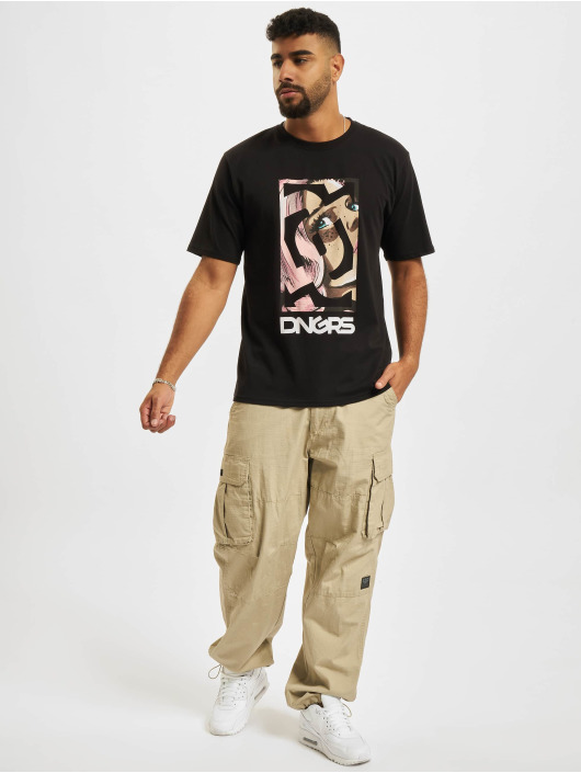 Dangerous DNGRS T-Shirt Hope schwarz