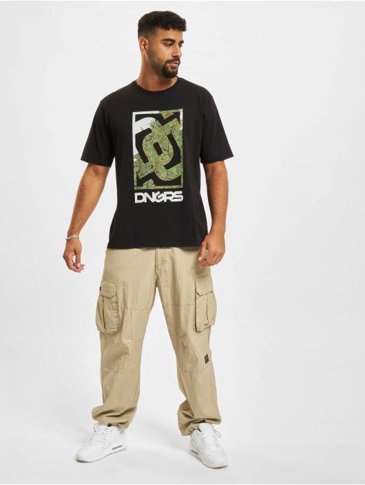 Dangerous DNGRS T-Shirt High schwarz