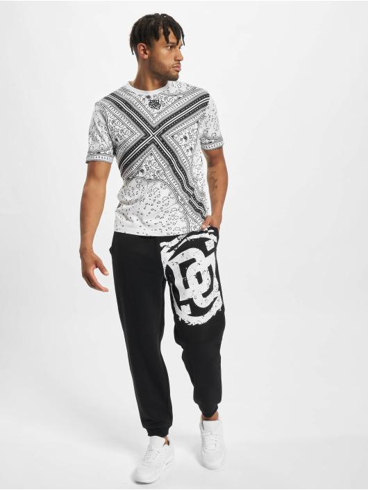 Dangerous DNGRS T-Shirt Paisley Basic schwarz