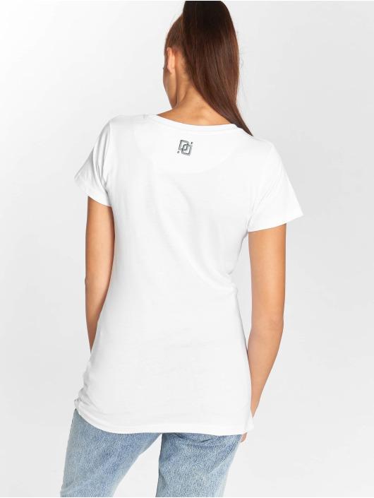 Dangerous DNGRS T-Shirt Tackle weiß