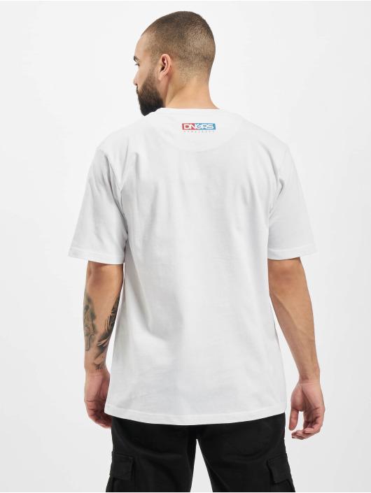 Dangerous DNGRS T-Shirt Base weiß