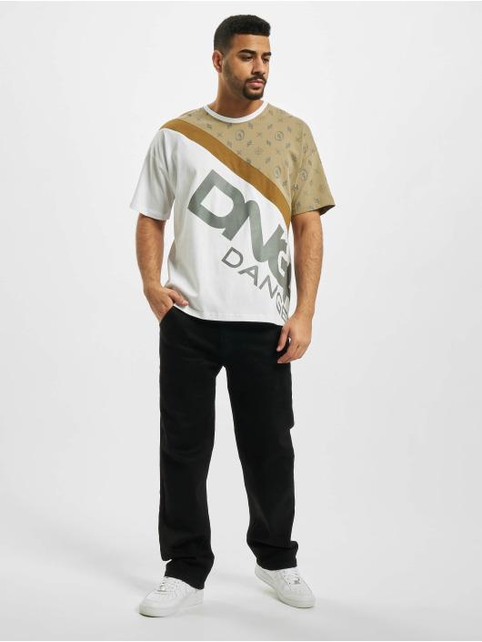 Dangerous DNGRS T-Shirt Bear weiß