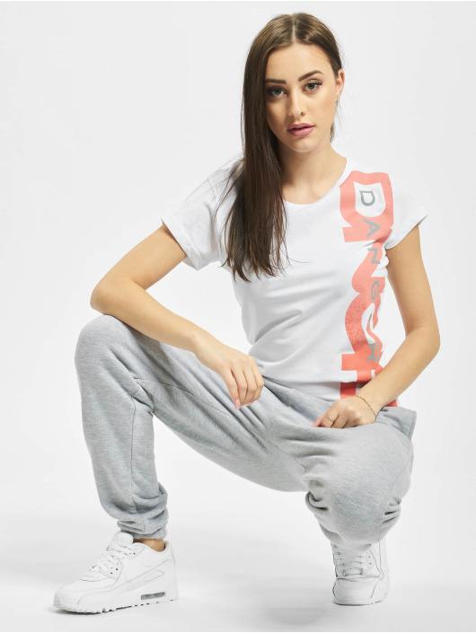 Dangerous DNGRS T-Shirt Hyena weiß