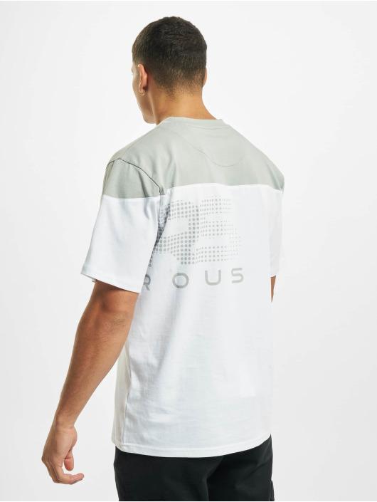 Dangerous DNGRS T-Shirt Gino weiß