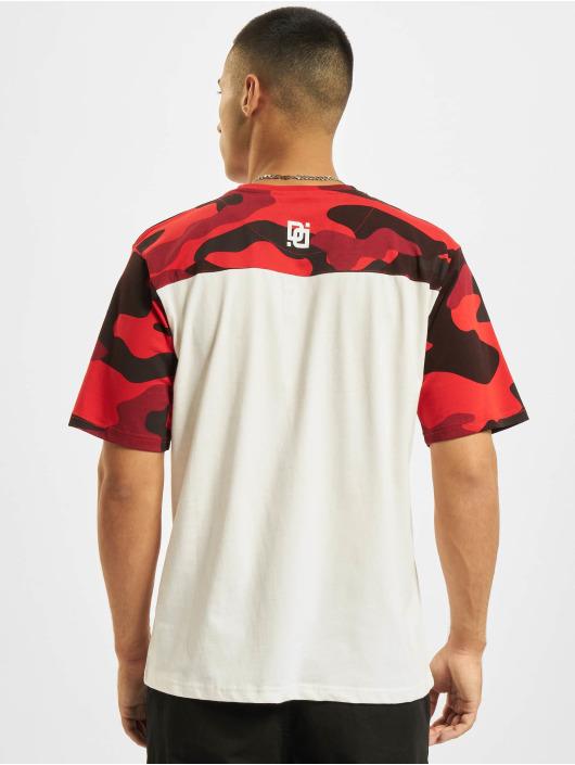 Dangerous DNGRS T-Shirt Camtri weiß