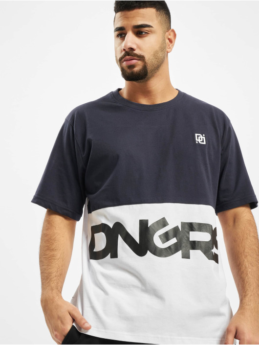 Dangerous DNGRS T-Shirt Neurotic white