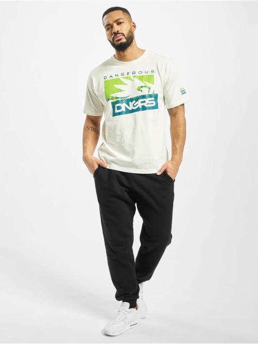 Dangerous DNGRS T-Shirt Leuz white