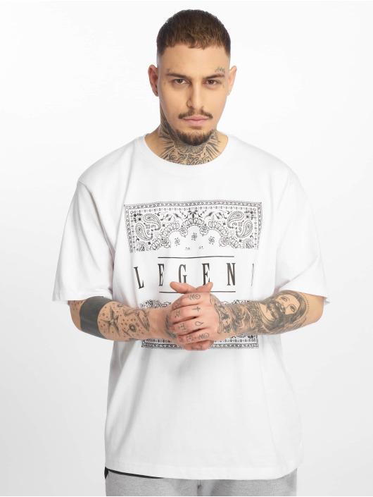 Dangerous DNGRS t-shirt Legend wit