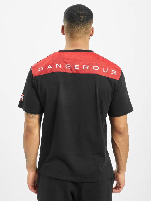Dangerous DNGRS t-shirt Leuz zwart