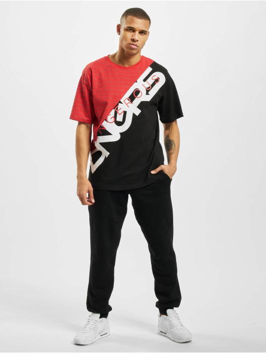 Dangerous DNGRS t-shirt Fossa zwart