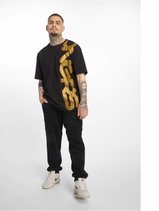 Dangerous DNGRS T-Shirty Classic czarny