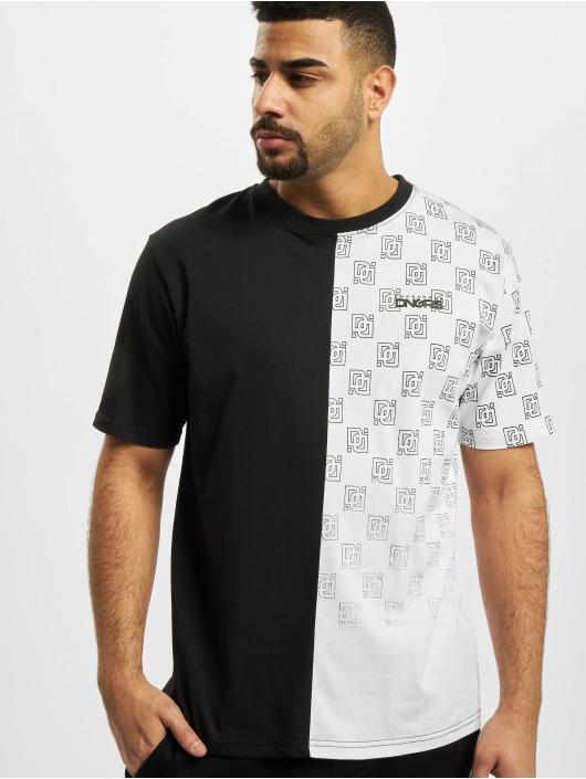 Dangerous DNGRS T-Shirty Two Face czarny