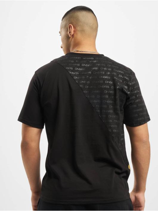 Dangerous DNGRS T-Shirty Fossa czarny