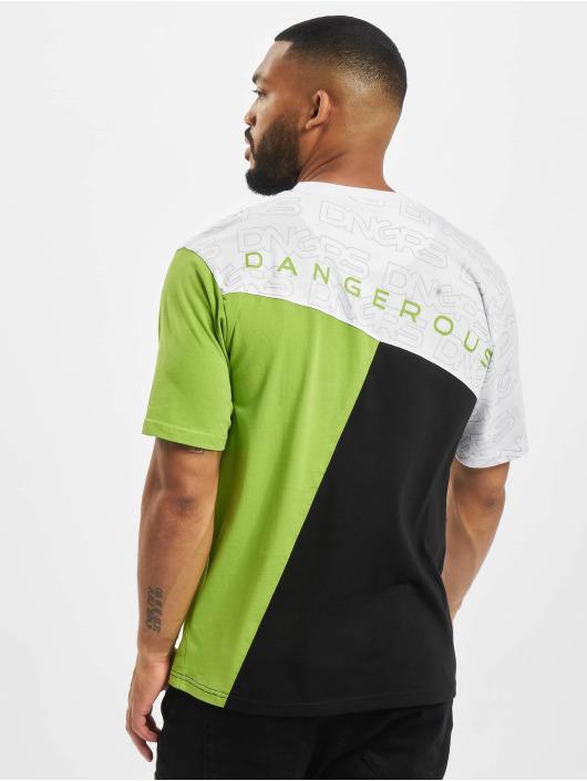 Dangerous DNGRS T-Shirty Contra czarny