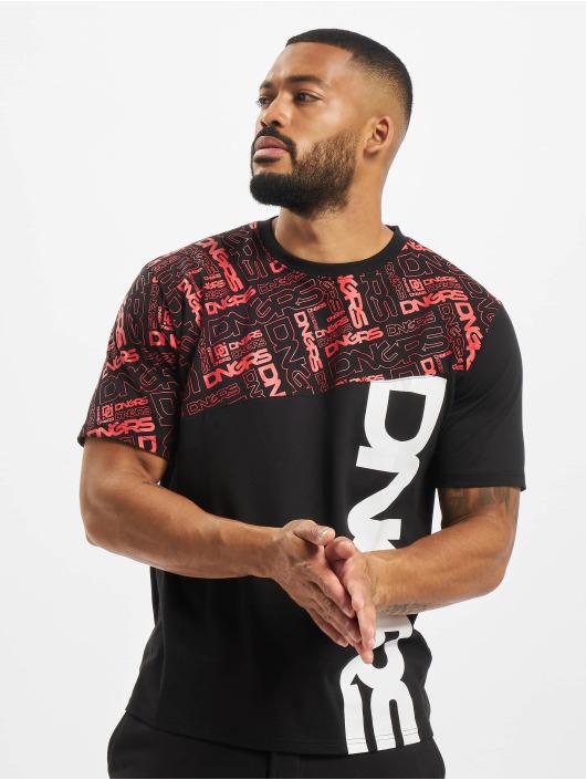 Dangerous DNGRS T-Shirty CBrick czarny