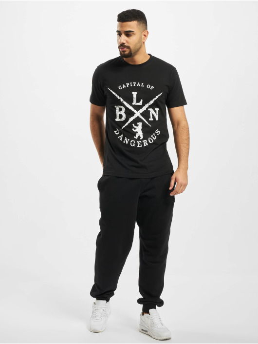 Dangerous DNGRS T-Shirty BLN czarny