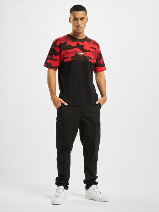 Dangerous DNGRS T-Shirty Camtri czarny