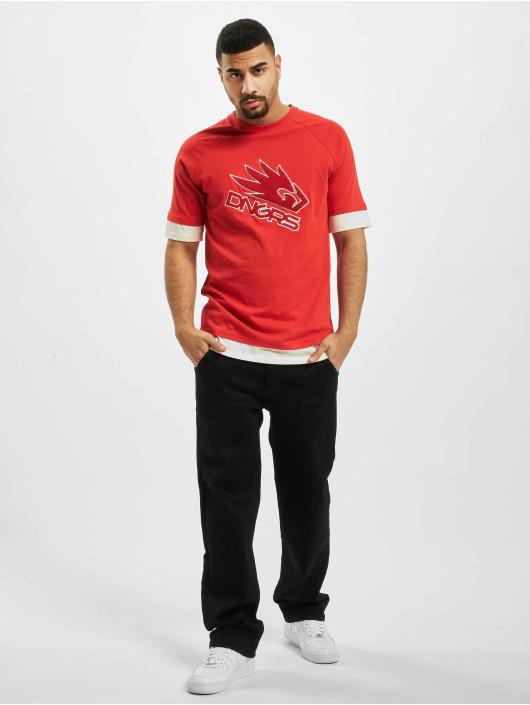 Dangerous DNGRS T-Shirty Flying Eagle czerwony