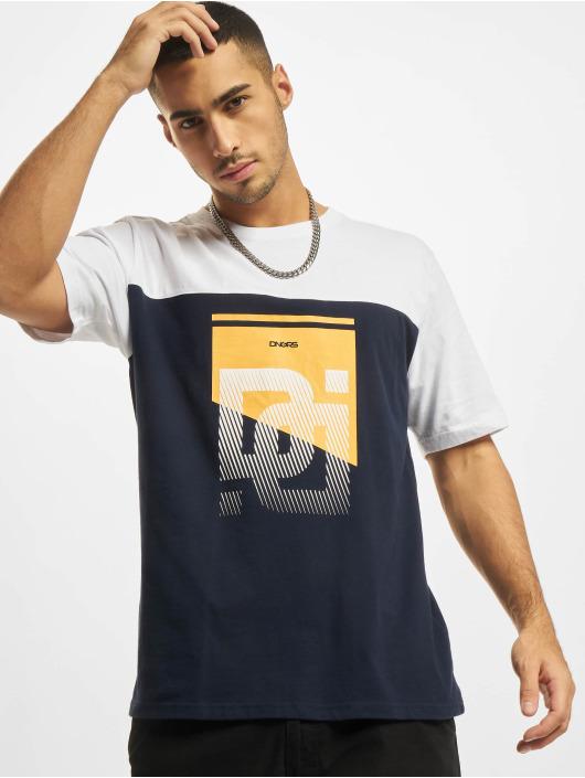Dangerous DNGRS T-Shirty Trick niebieski