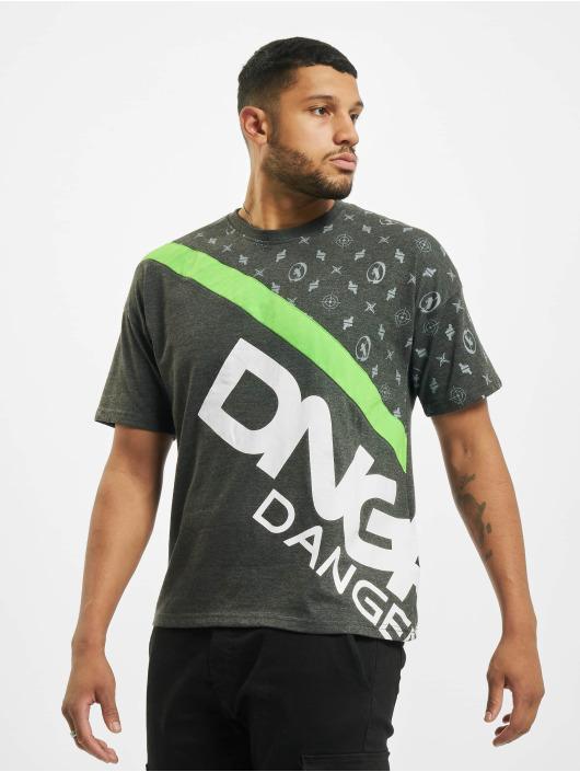 Dangerous DNGRS T-Shirty Bear szary