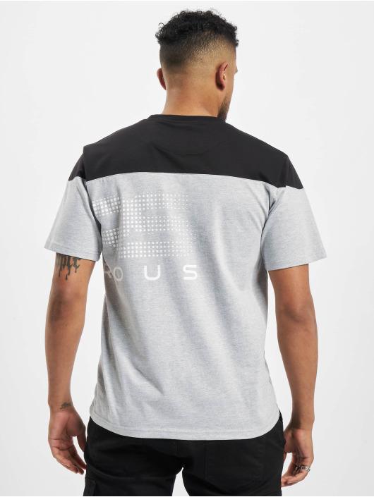 Dangerous DNGRS T-Shirty Gino szary