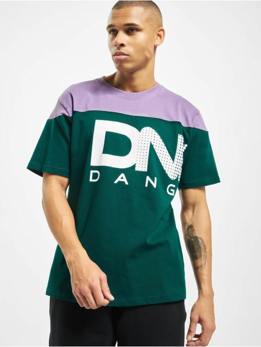 Dangerous DNGRS T-Shirty Gino zielony