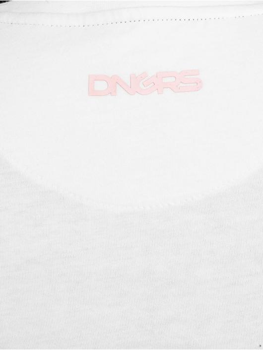 Dangerous DNGRS T-skjorter Legend hvit