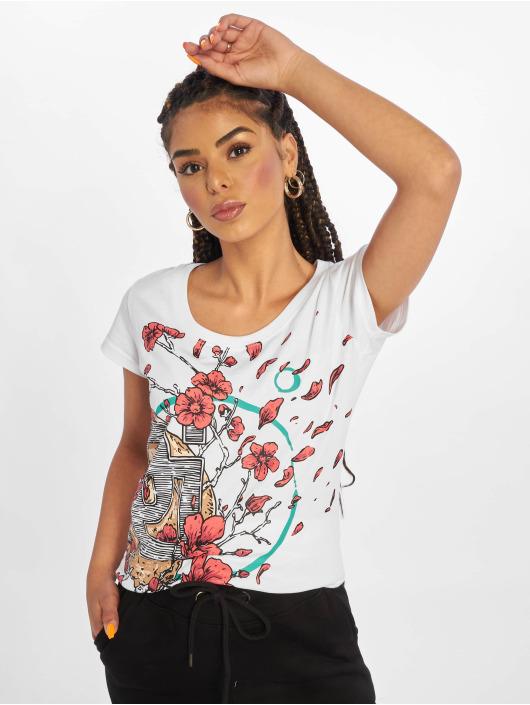 Dangerous DNGRS T-skjorter Choice hvit