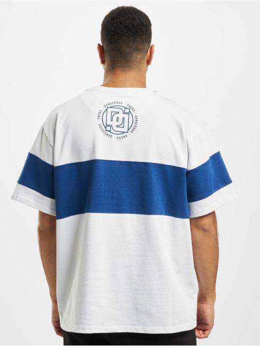 Dangerous DNGRS T-skjorter Kindynos hvit