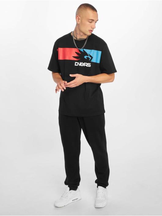 Dangerous DNGRS T-skjorter Base svart