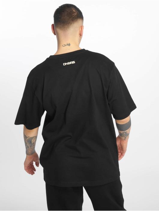 Dangerous DNGRS T-skjorter DNGRS Creativity svart