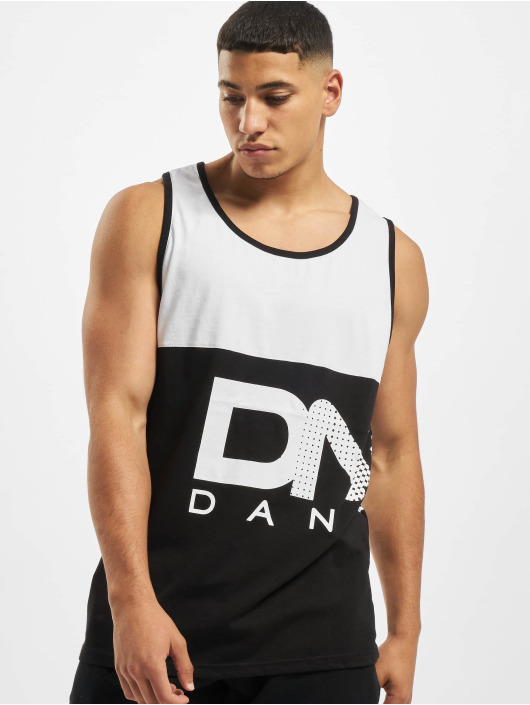 Dangerous DNGRS Tank Tops Gino черный
