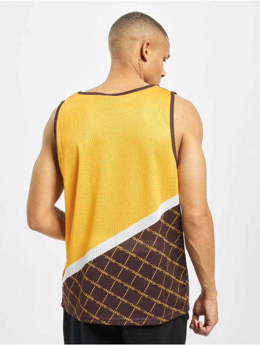 Dangerous DNGRS Tank Tops Woody brown