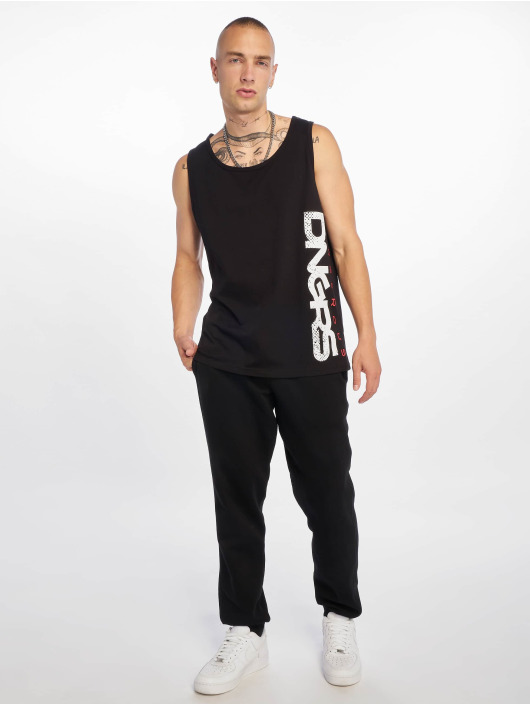 Dangerous DNGRS Tank Tops Base czarny