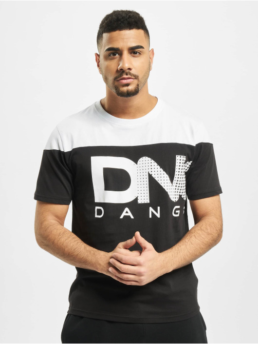 Dangerous DNGRS Tričká Gino èierna