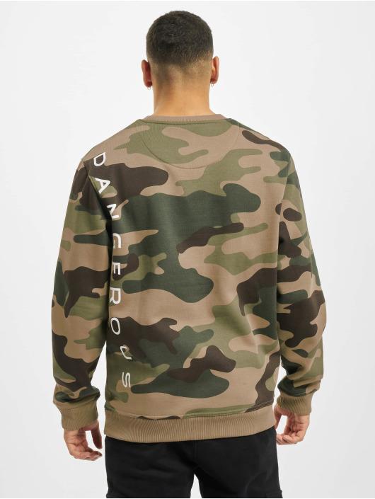 Dangerous DNGRS trui Classic camouflage