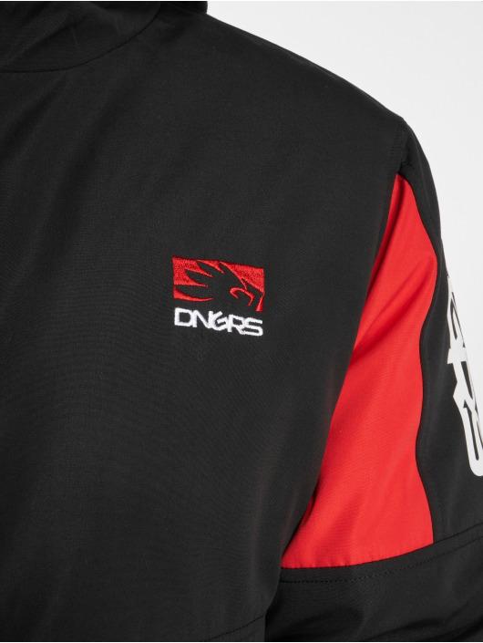 Dangerous DNGRS Übergangsjacke Alpha schwarz