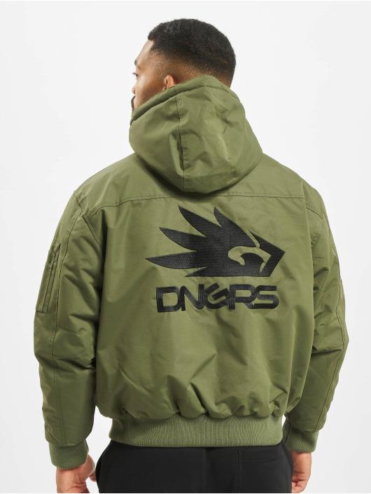 Dangerous DNGRS Winter Jacket Grenadier olive
