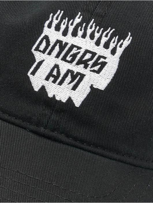 Dangerous I AM Snapback Caps Mizuchi czarny